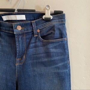 J Brand high waist skinny jeans size 30